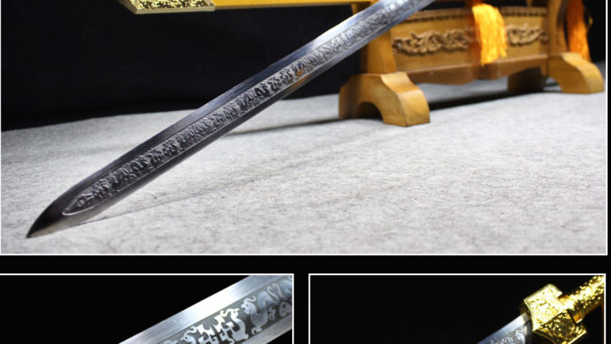 Bán kiếm Hán tốt nhất. Chỉ có tại Lương Sơn